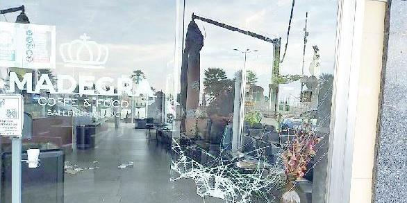 Escalation di furti a Salerno, stavolta è toccato alla Madegra di piazza della Concordia