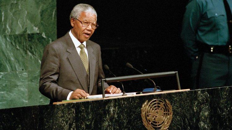 Il 23 giugno 1994 il Sudafrica libero dall'Apartheid torna nell'Onu