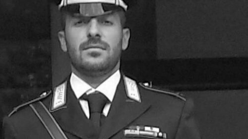Roccapiemonte, il maresciallo dell'Arma Pagano nominato Cavaliere al Merito della Repubblica