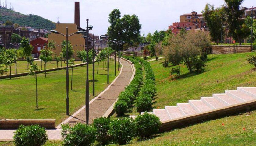 Progetto Europa + Vicina oggi al Parco dell'Irno di Salerno