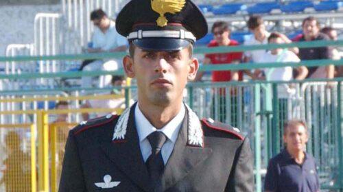 Pagani domenica ricorda il tenente Marco Pittoni