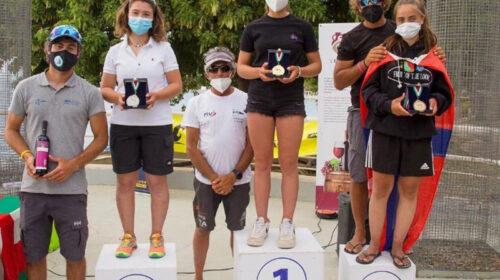 La vela salernitana sul podio nell'ultima tappa dell'Italia Cup Laser, argento per Paola Lavorato nell'Under 16