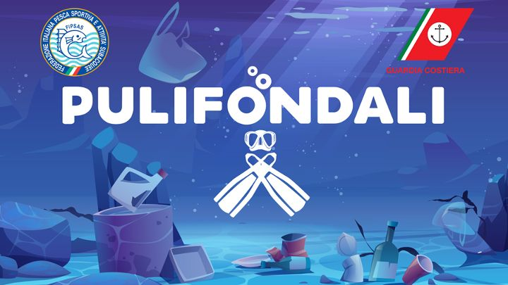 Pulifondali, la FIPSAS per la giornata mondiale dell'ambiente: con i subacquei anche a Conca dei Marini e Amalfi