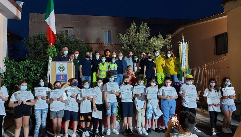 Roccapiemonte, concluso il corso di Volontariato di Protezione Civile