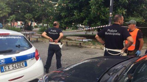 A Bellizzi vigile urbano si uccide con la pistola di ordinanza