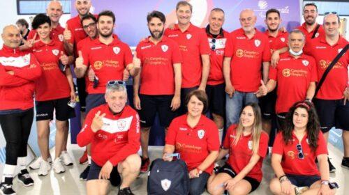 La Volley Academy Teodoro Cicatelli è la quarta squadra migliore d'Italia di sitting volley maschile