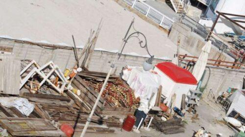 Rifiuti, sequestrata area presso un lido a Mercatello