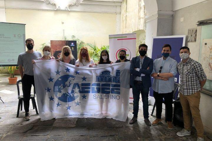 """Salerno, il Coordinamento Provinciale dei Forum riprende le attività in presenza con l'evento """"Giovani agenti del cambiamento"""""""