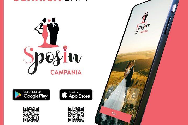 Nasce l'APP SposIn Campania per rilanciare il comparto wedding  che da domani riprende le attività