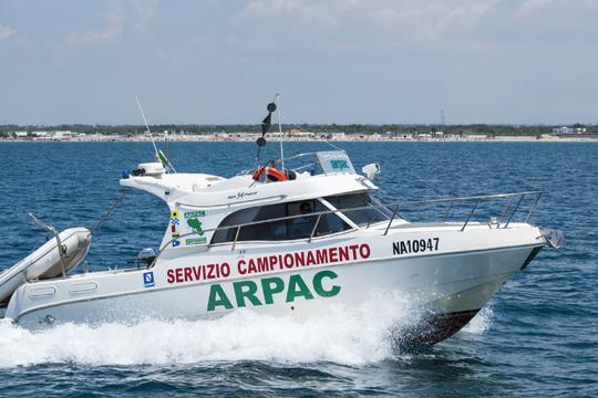 Controlli Arpac: il mare torna balneabile a Sapri, Praiano e Maiori