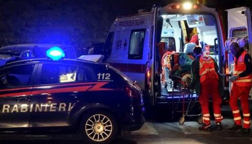 Giù dal balcone a Potenza nella notte: muore 30enne salernitana
