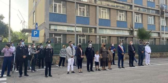 Una strada intitolata ai carabinieri uccisi anni fa Arena e Pezzuto