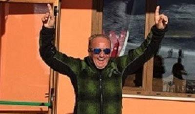 Malore in bici, muore l'avvocato salernitano Rinaldi