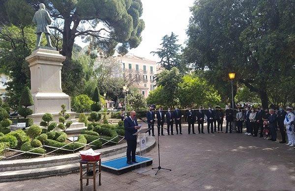 """2 giugno a Salerno, cerimonia sobria all'insegna del covid. Le onorificenze al """"Merito della Repubblica Italiana"""""""