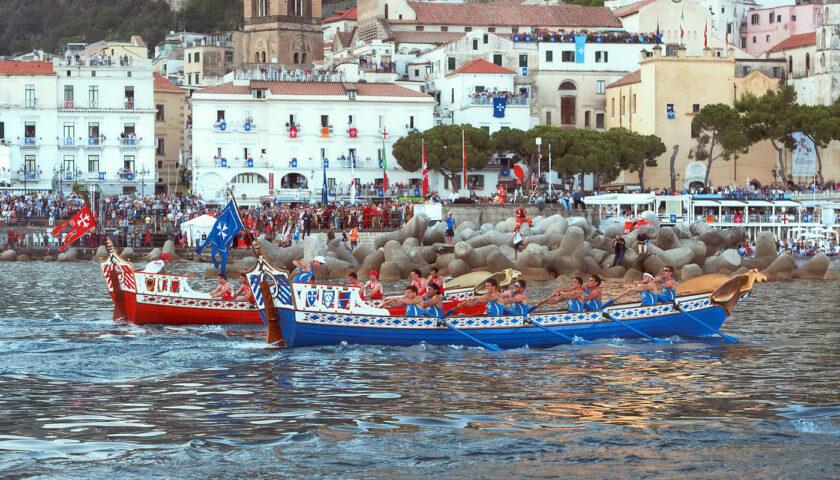 Ancora niente Regata storica ad Amalfi causa covid
