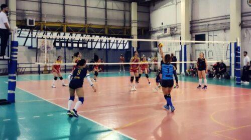 Polisportiva Salerno Guiscards, il team volley batte la capolista Accademia Benevento