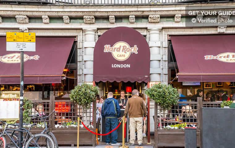 Il 14 giugno di 50 anni fa nasce a Londra l'Hard Rock Cafe