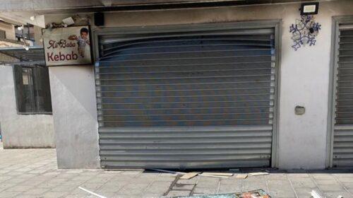 Esplosione di una paninoteca in piazza Pezzullo a Eboli, indagini a tutto campo