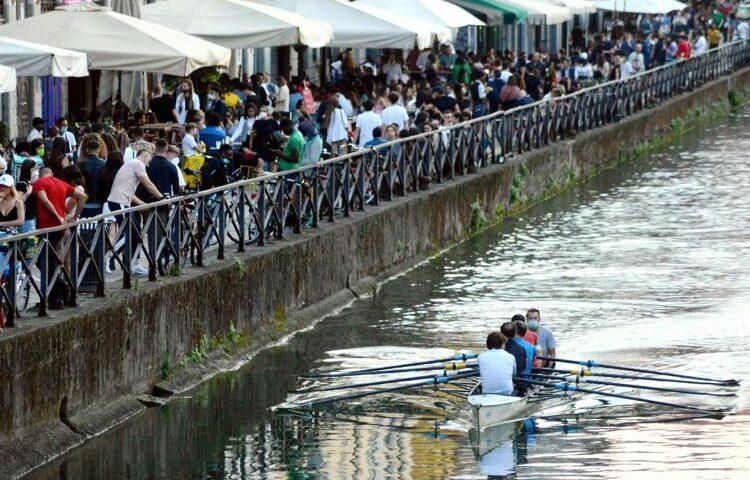 Italia da domani zona bianca ma preoccupa la variante Delta