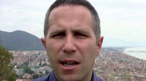 Salerno in Comune, Gianluca Di Martino candidato sindaco