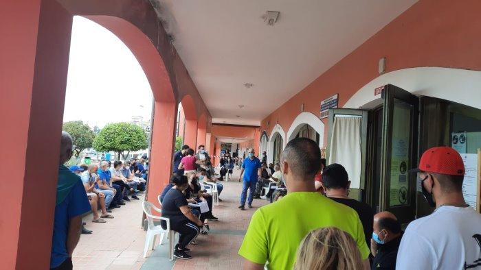 Camerota, altri 257 cittadini vaccinati