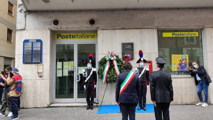 Il ricordo di Pagani del tenente Marco Pittoni a 13 anni dalla scomparsa