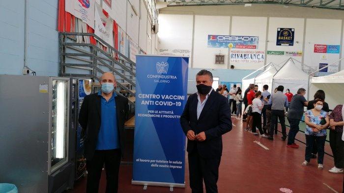 Vaccini operatori turistici nel Cilento, aperta sede a Paestum