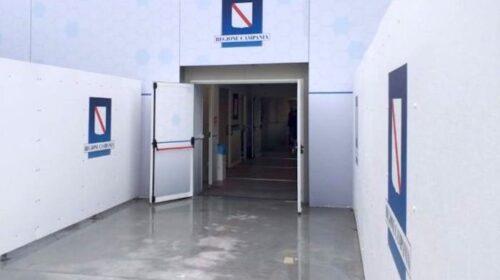 Chiude l'ospedale covid del Ruggi