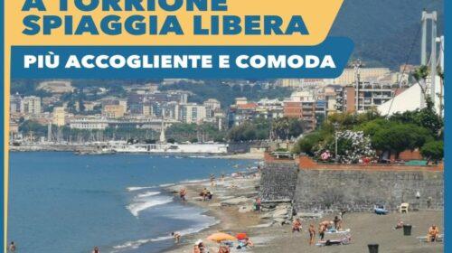 Salerno, il sindaco: a Torrione spiaggia libera pulita, accogliente e comoda