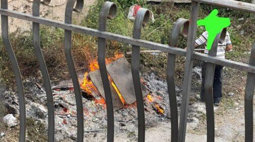 A Pellezzano deiezioni canine, rifiuti e incendi: cittadini sanzionati