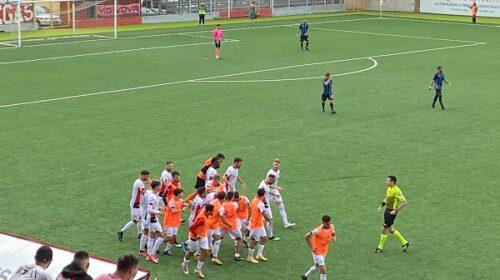 Serie D: Nocerina, netta vittoria contro il Latina. Play off ad un passo