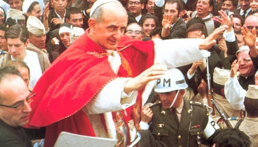 Il 21 giugno 1963 Montini diventa Paolo VI