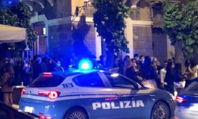 Salerno, minaccia con il bastone automobilisti all'Arbostella: nei guai 44enne