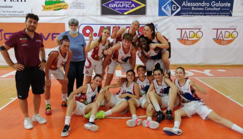 Coppa Italiana U20 femminile, Todis chiude al decimo posto