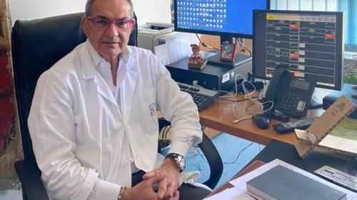 Ruggi, a settembre lascia il luminare di Cardiochirurgia Severino Iesu