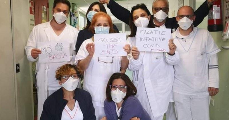 Anche l'ultimo paziente è stato dimesso, il reparto malattie infettive del Ruggi di Salerno diventa covid free