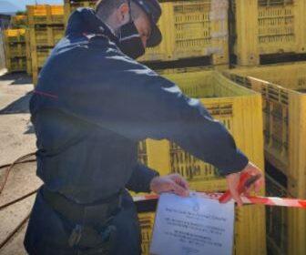 Smaltimento rifiuti pericolosi a Buccino: scatta il sequestro, sigilli anche al piazzale