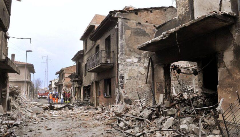 La sera del 29 giugno 2009 la strage di Viareggio con 33 morti