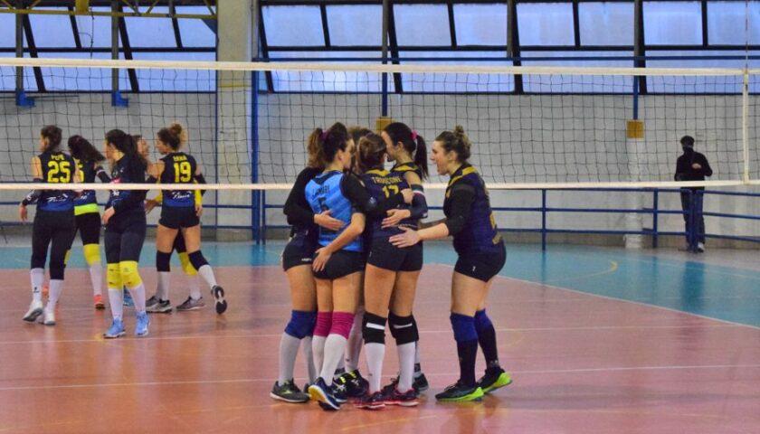 Polisportiva Salerno Guiscards, il tour de force del team volley continua con il match in casa di Oplonti