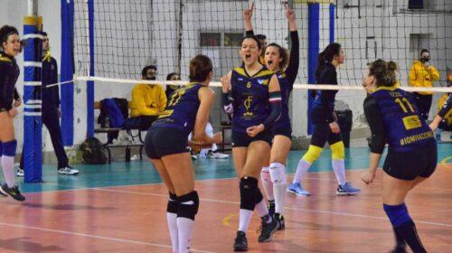 Polisportiva Salerno Guiscards, il team volley si gioca la B2 con la Volley Project Pontecagnano