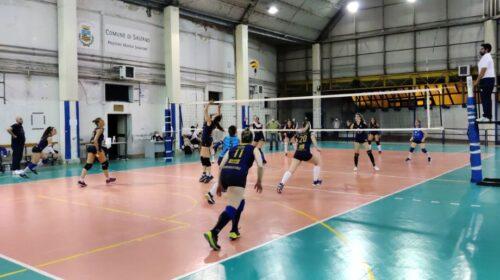 Polisportiva Salerno Guiscards, scontro diretto con Oplonti alla Senatore per il team volley