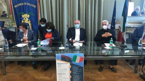 Salerno, delegazione angolana a Palazzo Sant'Agostino per parlare di sviluppo e investimenti