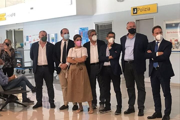Aeroporto Salerno Costa d'Amalfi. Partono i lavori
