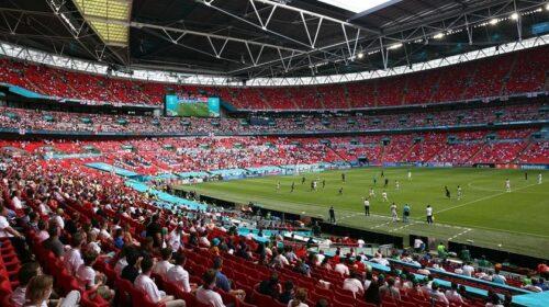 L'Oms: una follia gli assembramenti di Wembley, si rischia una nuova ondata di covid