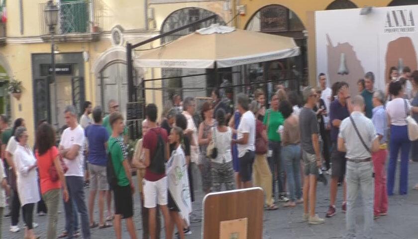 Salerno, mercoledì ristoratori e baristi in piazza contro il Green Pass