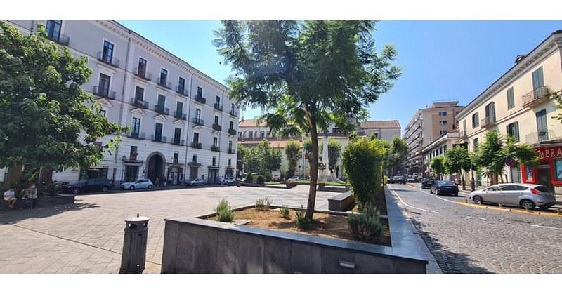 Cava de' Tirreni, da questo fine settimana piazza Abbro diventa isola pedonale