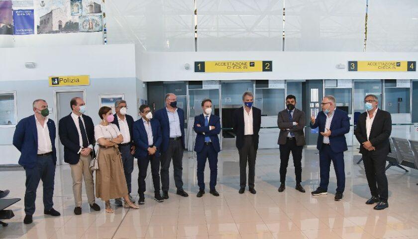 """Aeroporto Costa D'Amalfi, Volpe: """"Svolta epocale, importante essere preparati al futuro"""""""