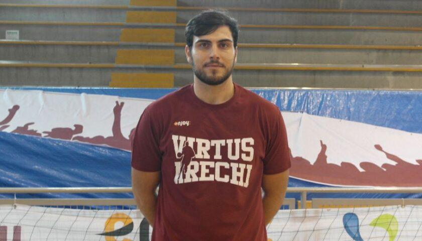 Dopo Mennella anche Valentini rinnova con la Virtus Arechi