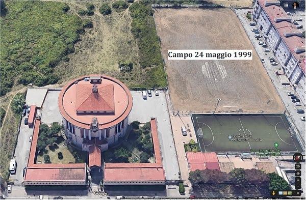 Salerno, Campo 24 Maggio chiuso: il Codacons scrive a sindaco e Arcivescovo