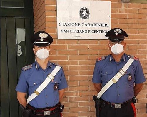 Rissa e spari di colpi a salve a San Cipriano Picentino, individuato il branco di 7 minorenni
